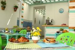 colazione b&b camere d'aragona
